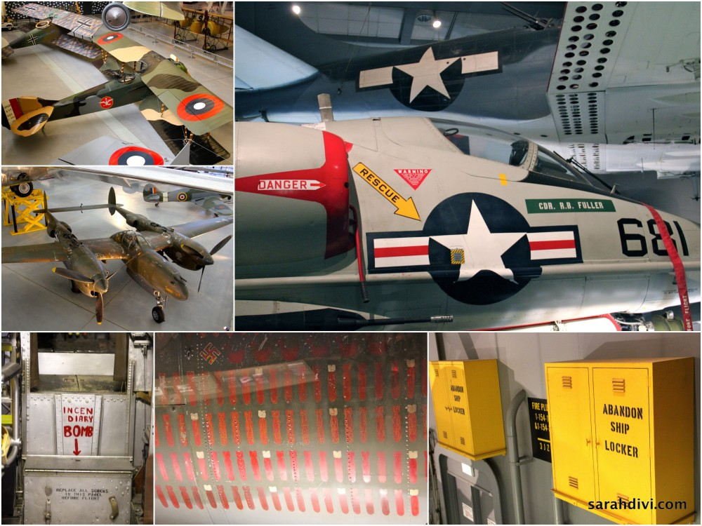Modern Planes and Markings