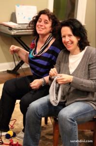 Ladies Craft Night | Crafts, Laughs, Friends | www.sarahdivi.com