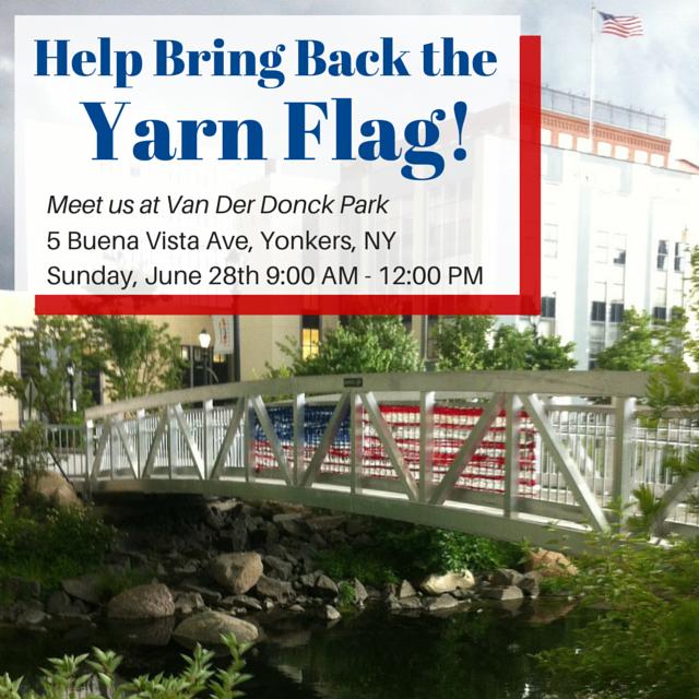 Yonkers Yarn Bombing | SarahDivi.com